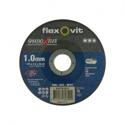 Speedoflex vágókorong 115 x 1,0 x 22,2 inox