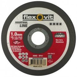 Speedoflex vágókorong 125 x 1,0 x 22,2 alumínium