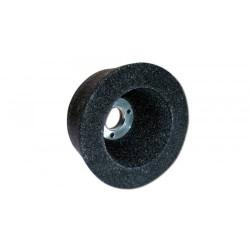 Fazékkorong 110/90 x 55 x M14 beton-kõ C120