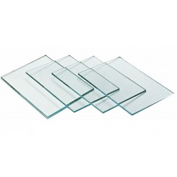 GLASS 50x105mm CE CLEAR