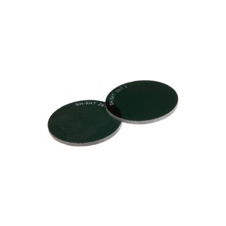 Védőüveg DIN 6 Athermal 50MM Kerek