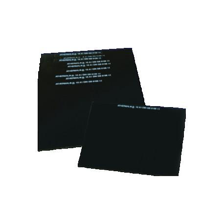 Védőüveg DIN 13 90X110MM