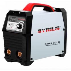 Syrius STICK 201D MMA/bevontelektródás inverter