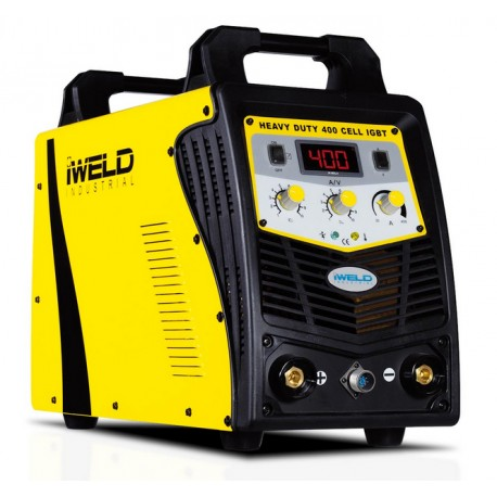 IWELD HEAVY DUTY 400 Cell. IGBT Hegesztő inverter