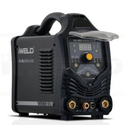 IWELD TIG 200 Digital Pulse Hegesztő inverter